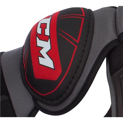 (CCM QuickLite 250 Shoulder Pads)