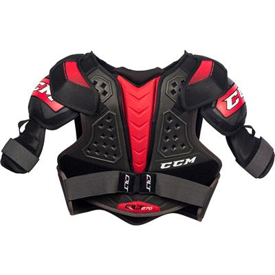(CCM QuickLite 270 Hockey Shoulder Pads)