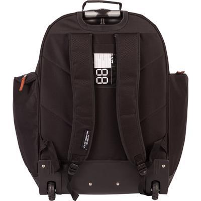 (CCM 290 Player Backpack Wheel Bag - Senior)