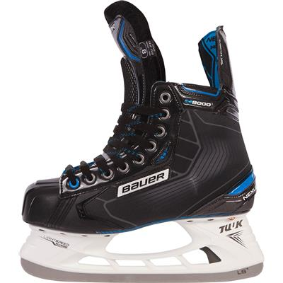 (Bauer Nexus N8000 Ice Hockey Skates - Junior)