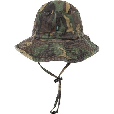 (STX Camo Bucket Hat)