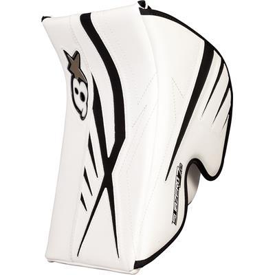 White/Black (Brians SubZero 7.0 Goalie Blocker)