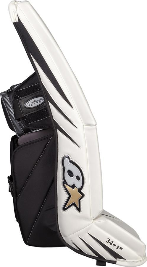 53a357194b4 (Brians SubZero 7.0 Goalie Leg Pads - Senior)