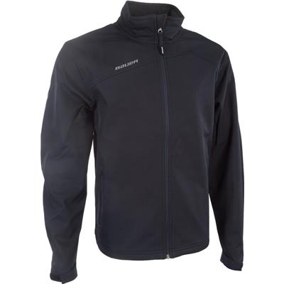 (Bauer Team Softshell Full-Zip Jacket - Boys)