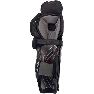 (CCM QuickLite 290 Hockey Shin Guards)