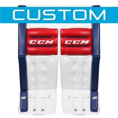 (CCM CUSTOM Retro Flex II Pro Leg Pads)