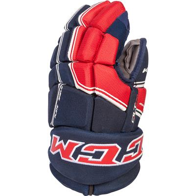 (CCM QuickLite 270 Hockey Gloves)