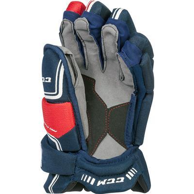(CCM QuickLite 270 Hockey Gloves)