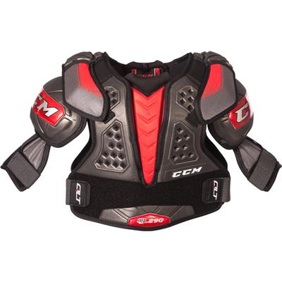 (CCM QuickLite 290 Hockey Shoulder Pads - Junior)