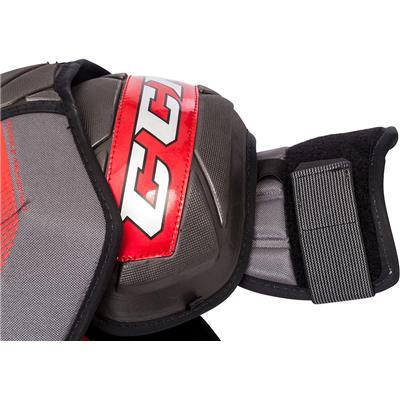 (CCM QuickLite 290 Hockey Shoulder Pads)