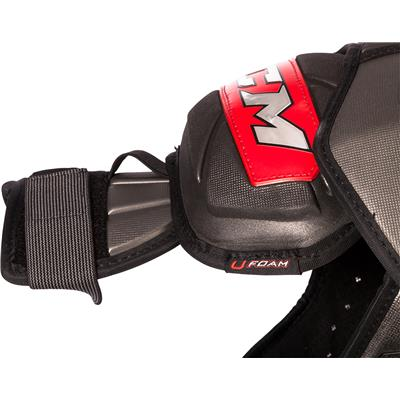 (CCM QuickLite Hockey Shoulder Pads)