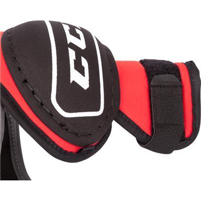 (CCM QuickLite 230 Hockey Shoulder Pads - Youth)