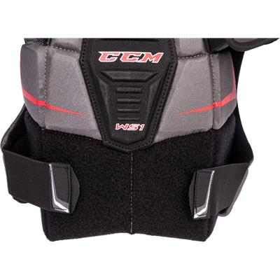 (CCM WS1 Women's Hockey Shoulder Pads - Womens)