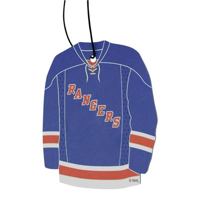 (NHL Team Jersey Air Freshener)