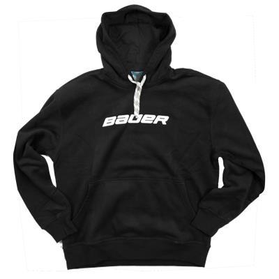 Black (Bauer Premium Pullover Hoody)
