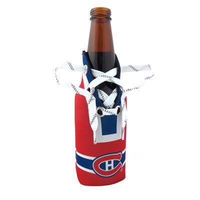 (NHL Neoprene Laces Bottle Cooler)