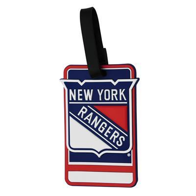 New York Rangers (NHL Team Luggage Tag)
