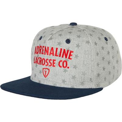 (Adrenaline Triumph Snap Back Hat)