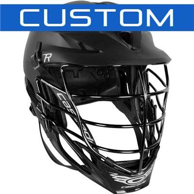 (Cascade Custom R Helmet- Matte Shell)