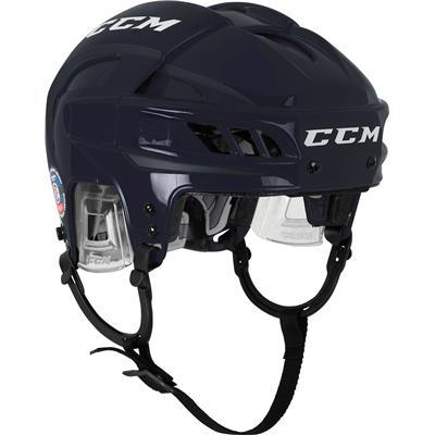 Navy/Navy (CCM FITLITE Hockey Helmet)