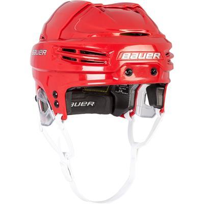 Red/Red (Bauer RE-AKT 100 Hockey Helmet)
