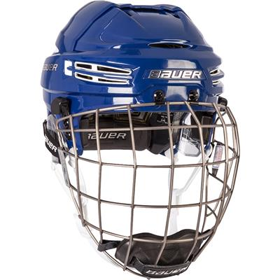 (Bauer Re-AKT 100 Helmet Combo)