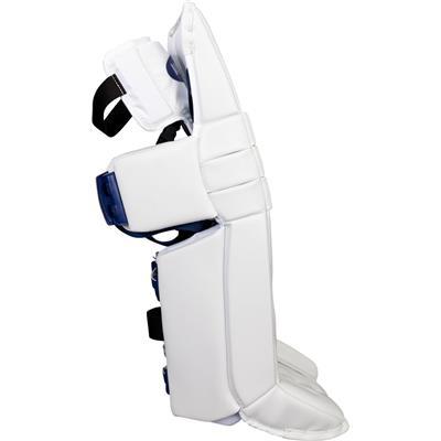 (Vaughn Velocity 7 XF Pro Carbon Goalie Leg Pads - Senior)