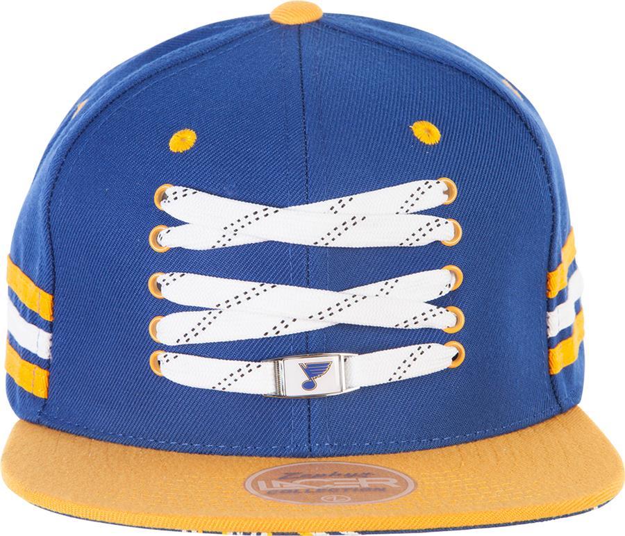 c72b2577623 ... order zephyr st. louis blues lace locker room snapback hat mens 27e51  b1c13